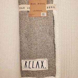 """RAE DUNN """"RELAX"""" Blanket"""